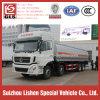 Sale Fuel Tanker Trailer 25ton Dongfeng Tianlong 8*4 Oil Tank TruckのためのオイルTanker