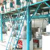 石造りの製造所を作るムギの製粉の小麦粉