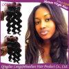 Волосы волны фабрики волос выдвижений человеческих волос свободные