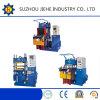 Einzelne Platten-Gummisilikon-Vulkanisierung maschinell hergestellt in China