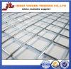 304ステンレス鋼の正方形によってひだを付けられる金網