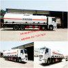 Изолированный топливозаправщик дороги сырой нефти HOWO 8X4
