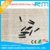 Microchip esperto do Tag da câmara de ar de vidro de Em4305/T5577/NFC RFID para o animal de estimação