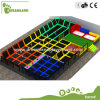 InnenPlayground Type und Soft Play Material Indoor Trampoline Bed