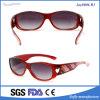 Óculos de sol da forma dos vidros de Fitover Eyewear para mulheres