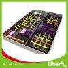 Liben Novo-Construiu o projeto interno do parque do Trampoline