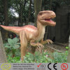 De elektrische Dinosaurus van Exhibitsrobot van het Museum