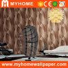 Piste professionnelle de papier peint de l'intérieur 3D pour la décoration