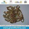 عصريّ حارّ [شينّي] يبيع ذهبيّة معدن ثعبان كرة سلسلة