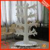 Árvore de madeira da exposição da cremalheira de exposição