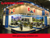 Стойка индикации будочки выставки Octanorm специальной конструкции алюминиевая