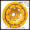 Diamante Grinding Cup Wheels para Concrete