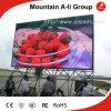 P16 Full Color СИД Display для Video Advertizing