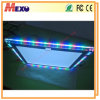 Haning decorativo LED che fa pubblicità alla casella chiara variopinta acrilica