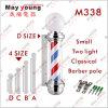 M338装飾的な新しいデザイン理髪師ポーランド人大広間の印ライト