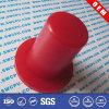 Enchufe plástico moldeado rojo modificado para requisitos particulares de la alta calidad pequeño