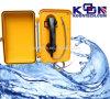 受話器の通話装置Knsp-03の険しい天候の証拠のVoIPの電話を壁取付けなさい