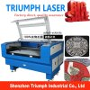 Laser Engraving y Cutting Machine de CO2 Paper Glass ABS Plastic para Acrylic Wood Rubber