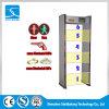 Metal portable impermeable del detector de metales de la seguridad