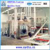Powder caldo Coating Line Equipment Machine Painting Line di Recovery