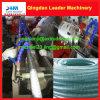 Tubo flessibile di rinforzo del PVC del filo di acciaio di controllo del PLC della Siemens che fa macchina