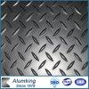 Panneau en aluminium Chequered 1050/1060/1100 de diamant pour le plancher antidérapant