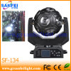 Nesest Football LED Moving Head 4in1 Stage Effect Light