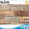 Pierre artificielle de culture de revêtement de mur de matériau de construction (YLD-21005), la colle de machine de brique, brique d'argile de poids léger