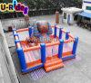 Gorila de salto inflable del castillo del grado comercial de la esfinge