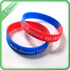 주문 Fashionable Decorative 및 High Quality Silicone Wristband