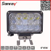 6 duim 45W LED Working Light voor Truck