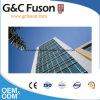 Mur rideau en aluminium en verre r3fléchissant de prix usine de la Chine de qualité pour la construction de Commerical