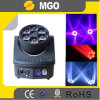 Stage girante Light 6*10W Moving Head LED Effect Lights