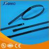 Strichleiter-Typ Plastik gesprühter Edelstahl-Kabel-Binden-Multi Verschluss-Typ