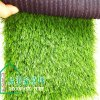 Hierba artificial del jardín del paisaje verde hermoso de la decoración