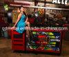Комод инструмента ролика шкафа инструмента хранения Workbench мастерской гаража передвижной