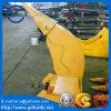 Dente do estripador da cubeta da garra da máquina escavadora de KOMATSU PC300 garantia de 6 meses