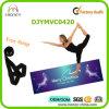 mat van de Yoga van het Natuurlijke Rubber van 4mm de Rekupereerbare Oefening Afgedrukte