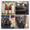 Machines de moulage de coup pour des bouteilles de liquide de nettoyage