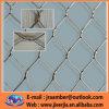 X-neigt de roestvrij staal Geknoopte Kabel Netwerk Geweven AISI 316 Opleveren van het Netwerk van de Kooi van /Zoo van het Netwerk het Dierlijke
