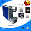 Mini máquina de gravura do laser para a etiqueta do metal