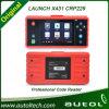 Lancer X-431 Creader Crp229 Touch 5.0 Système Android OBD2 Scanner de diagnostic complet