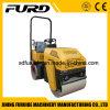 Guidare-Sul rullo vibrante della direzione idraulica da 1 tonnellata (FYL-880)