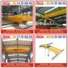 Eot 기중기! 유럽 작풍 쌍둥이 대들보 판매를 위한 50 톤 천장 기중기