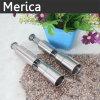 smerigliatrice di pepe manuale dell'acciaio inossidabile con la molla