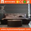 Papier de mur à la maison moderne de la décoration 3D de qualité supérieur neuf