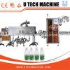 De volledige Automatische Stabiele Verrichting krimpt de Machine van de Etikettering van de Koker