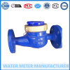 Mètre d'eau de couplage de bride pour le mètre en bloc DN 20mm (3/4 )