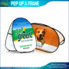 自由なDesign Pop Frame Banner Stand Display (M-NF22F06022)