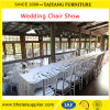 熱い販売の現代スタッキングの結婚式の椅子